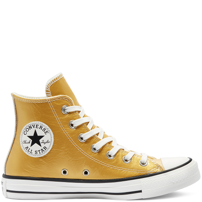 Womens Metallic Classics Chuck Taylor All Star High Top productafbeelding