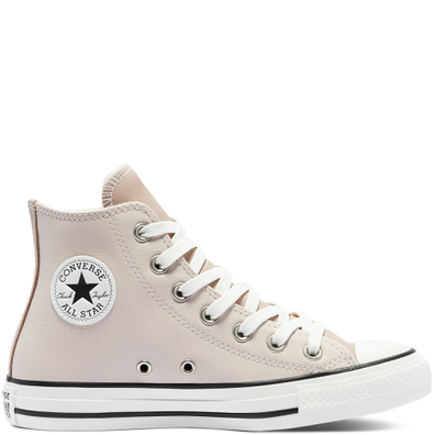 Womens Neutral Tones Chuck Taylor All Star High Top productafbeelding