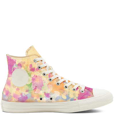 Unisex Twisted Tie-Dye Chuck Taylor All Star High Top productafbeelding