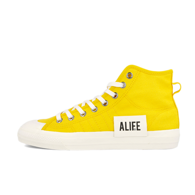 Alife X adidas Nizza Hi 'Yellow' productafbeelding