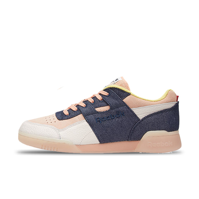 "Reebok x Hanon Workout Lo Plus ""Mine/Pink/Excellent"" productafbeelding"