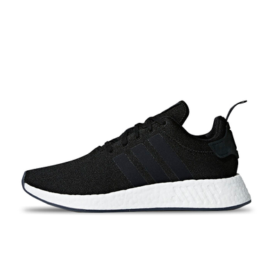 adidas NMD R2 Black White productafbeelding