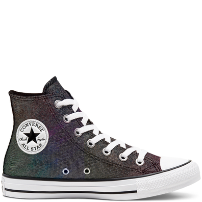 Womens Industrial Glam Chuck Taylor All Star High Top productafbeelding