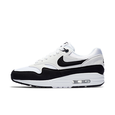 Nike Wmns Air Max 1 'White/Black' productafbeelding