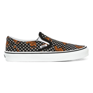 VANS Tiger Floral Classic Slip-on  productafbeelding