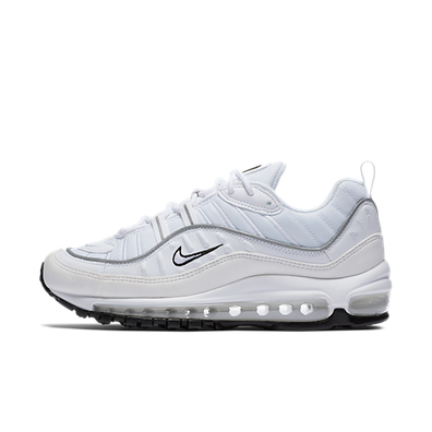 Nike Air Max 98  WMNS 'White/Reflective Silver' productafbeelding