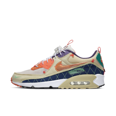 Nike Air Max 90 Trail 'Beige/Neon' productafbeelding