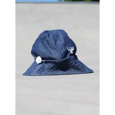 Hummel Bucket Hat Denim productafbeelding