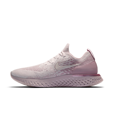 Nike Epic React Flyknit 'Pearl Pink' productafbeelding