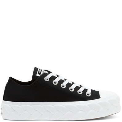 Womens Runway Cable Platform Chuck Taylor All Star Low Top productafbeelding
