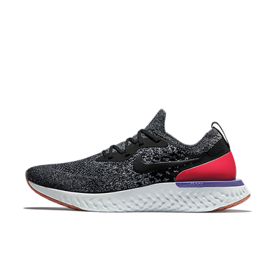 Nike Epic React Flyknit 'Red Orbit' productafbeelding