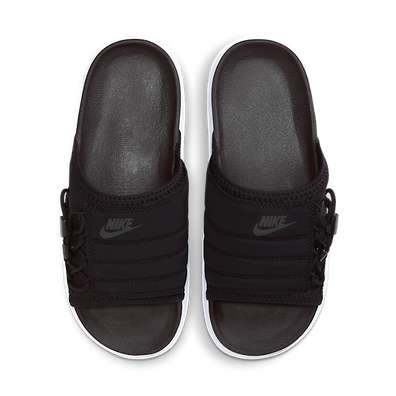 Nike Wmns Asuna Slide Black/ Anthracite-White productafbeelding
