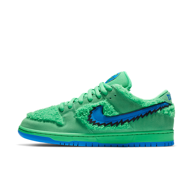 Grateful Dead X Nike SB Dunk Low 'Green Bear' productafbeelding