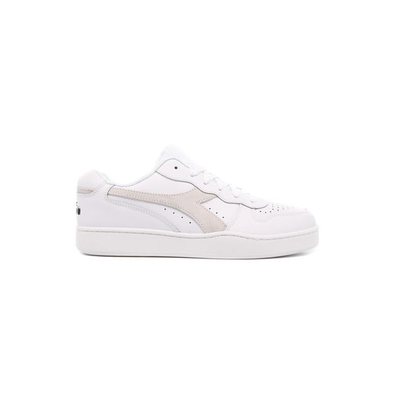"Diadora MI BASKET LOW ""WHITE"" productafbeelding"