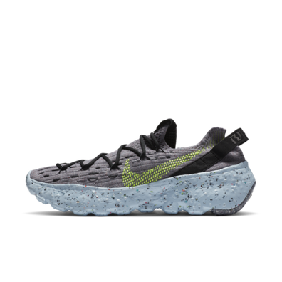 Nike Space Hippie 04 'Grey Volt' productafbeelding