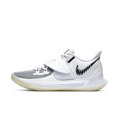 Nike Kyrie Low 3 White Black Glow productafbeelding