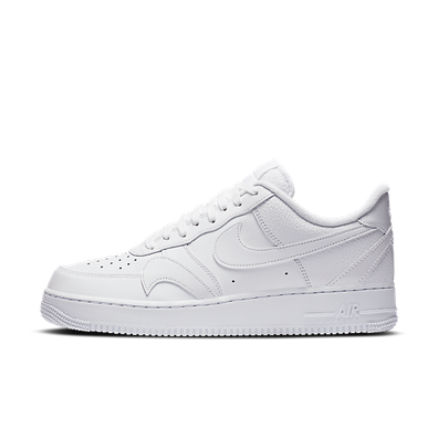 Nike Air Force 1 Swooshes 'White' productafbeelding