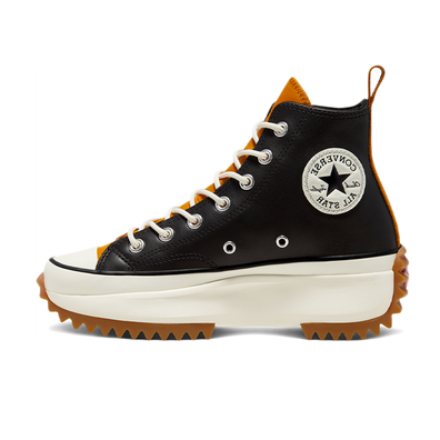 Converse Run Star Hike OX 'Black/Orange' productafbeelding