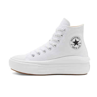 Converse Chuck Taylor All Star Move 'White' productafbeelding