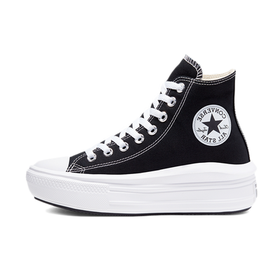 Converse Chuck Taylor All Star Move 'Black' productafbeelding