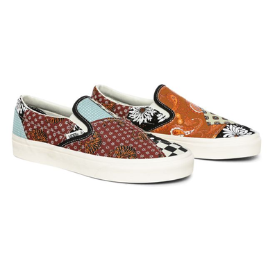 VANS Tiger Patchwork Classic Slip-on  productafbeelding
