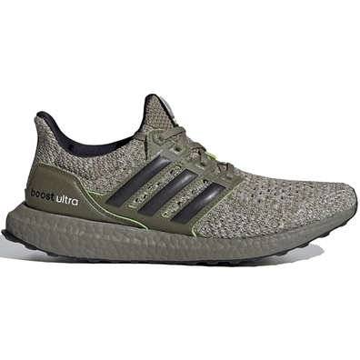 adidas Ultra Boost DNA Star Wars Yoda productafbeelding
