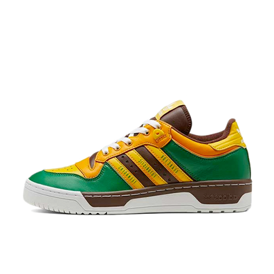 Human Made X adidas Rivalry 'Green/Yellow' productafbeelding