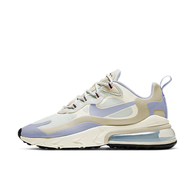 Nike Air Max 270 React Fossil Ghost (W) productafbeelding