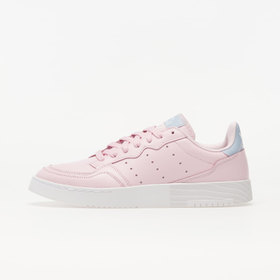 adidas Supercourt W Clear Pink/ Aero Blue/ Ftw White productafbeelding