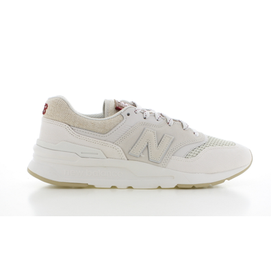 New Balance 997 Wit/Beige productafbeelding