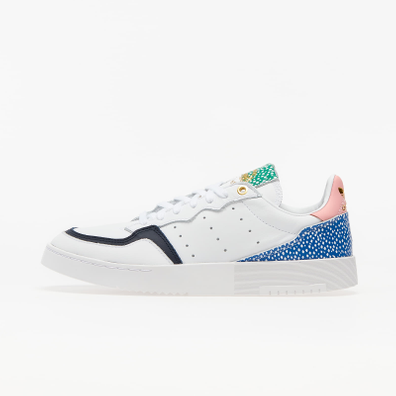 adidas Supercourt W Ftw White/ Legend Ink/ Glow Pink productafbeelding
