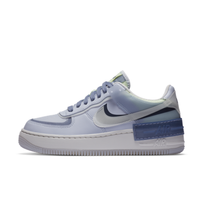 Nike Air Force 1 Shadow 'World Indigo' productafbeelding