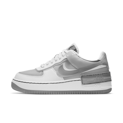 Nike Air Force 1 Shadow 'Grey' productafbeelding