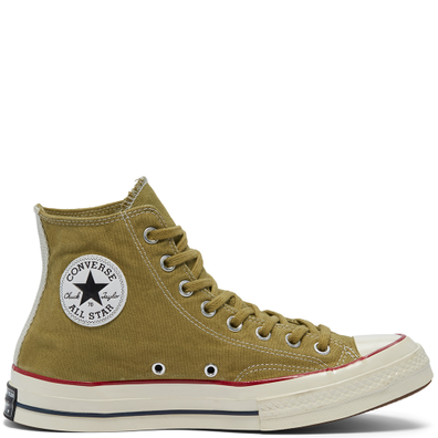 Unisex Italian Crafted Dye Chuck 70 High Top productafbeelding