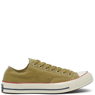Italian Crafted Dye Chuck 70 Low Top productafbeelding