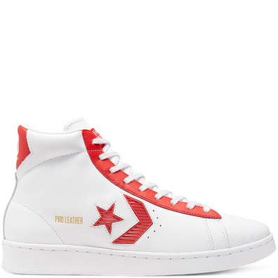 Unisex Rivals Pro Leather Mid productafbeelding