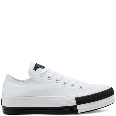Womens Rivals Platform Chuck Taylor All Star Low Top productafbeelding
