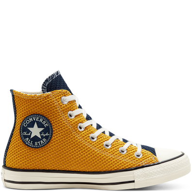 Womens Runway Cable Chuck Taylor All Star High Top productafbeelding