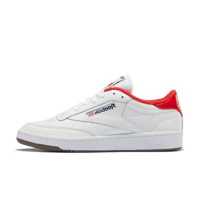 Eric Emanuel X Reebok Club C 'White/Red' productafbeelding