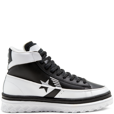 Unisex Rivals Pro Leather X2 High Top productafbeelding