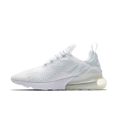 Nike Air Max 270 'Triple White' productafbeelding