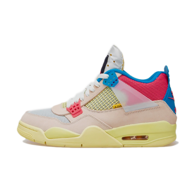 Union X Air Jordan 4 'Guava Ice' productafbeelding