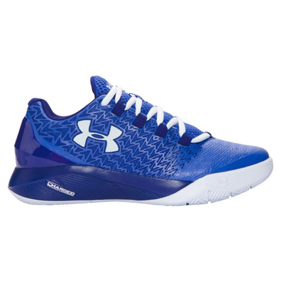 Under Armour BGS Clutchfit Drive 3 Low Blauw productafbeelding