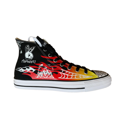 Converse Chuck Taylor All Star Pro Sean Pablo Flames productafbeelding