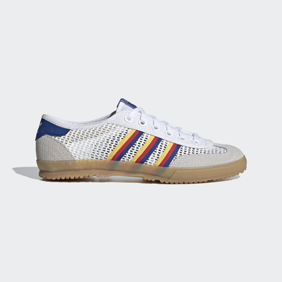 adidas suede-trimmed mesh productafbeelding