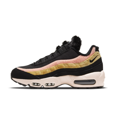 Nike Air Max 95 Fur 'Black' productafbeelding