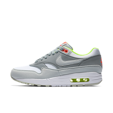 Nike WMNS Air Max 1 'Grey/Neon' productafbeelding