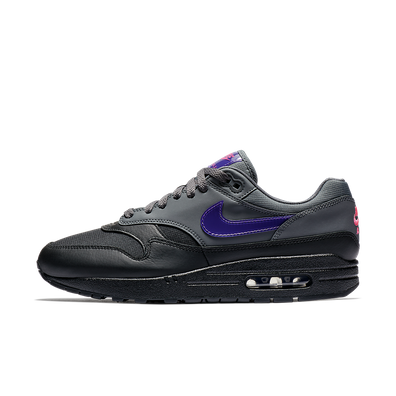 Nike Air Max 1 'Black/Purple' productafbeelding