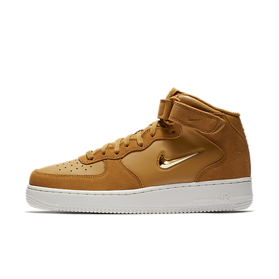 Nike Air Force 1 Mid '07 Jewel 'Muted Bronze' productafbeelding