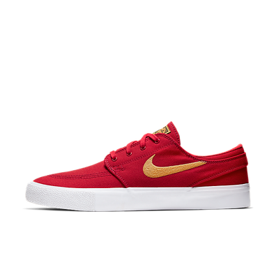 Nike SB Zoom Stefan Janoski Canvas RM University Red/ Club Gold-University Red productafbeelding